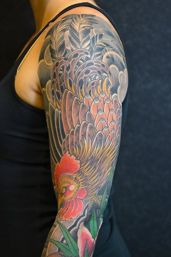 4b690fd6fb54e Tattoo Shop Midwest | Japanese Style Tattoos Midwest | Katana Tattoo