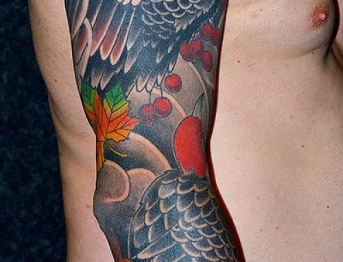 Woodpecker Sleeve