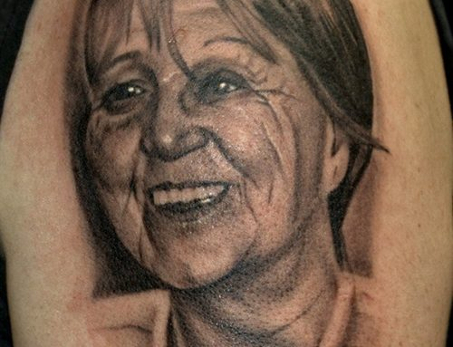 Grandma Portrait 2